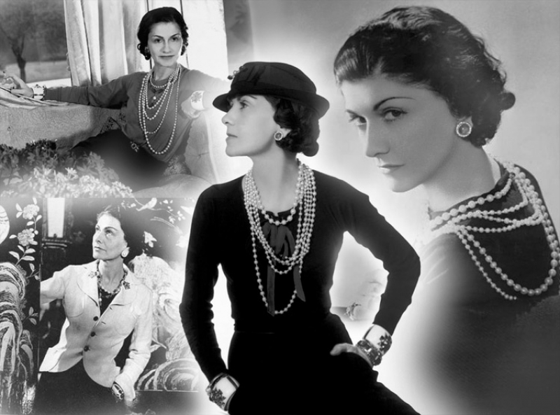 Coco Chanel 20 aranyköpése