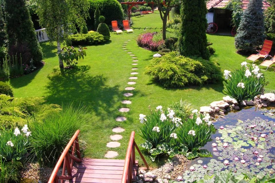 Egészség = kertápolás